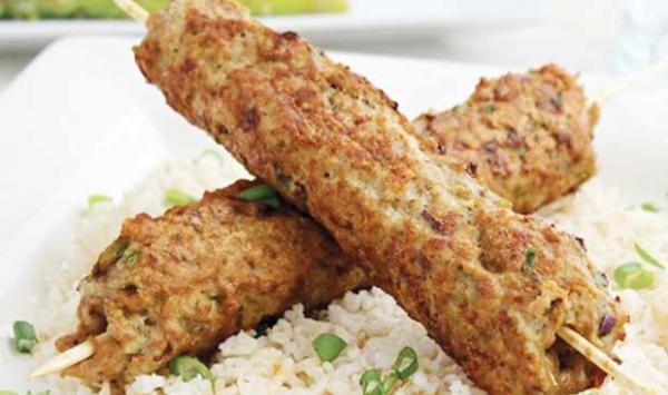 Nawabi Kebab Rice