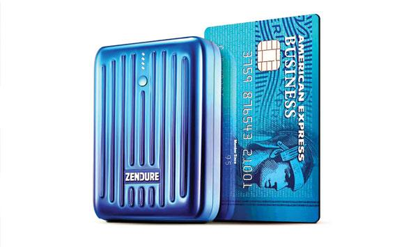 Power Bank Equivalent To A Credit Card