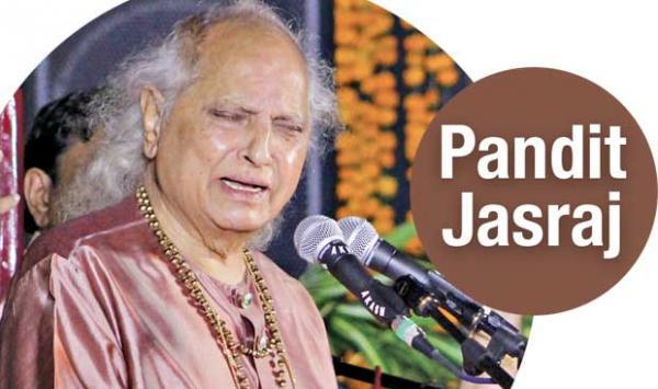 Classical Singer Pandit Jasraj Has Passed Away