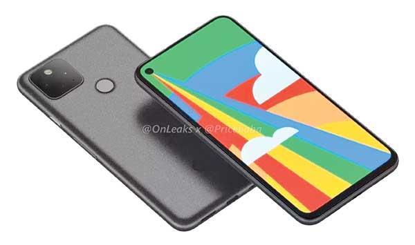 Googles New Pixel 5 Smartphone