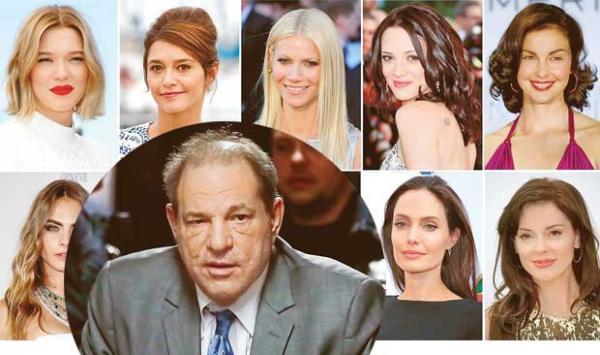 Harvey Weinstein Offers Settlement To Women