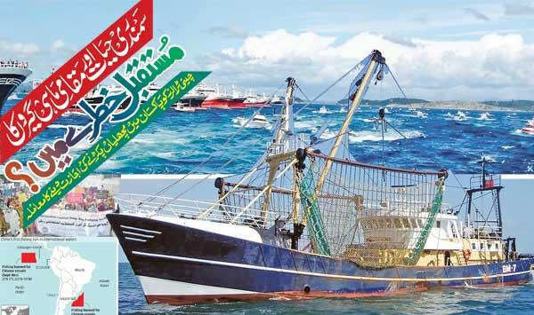 Endanger Marine Life And The Future Of Local Fishermen 01