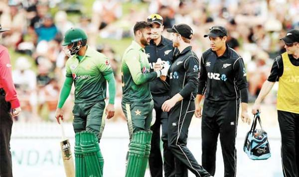 New Zealand Was Allowed To Host Pakistan And The West Indies