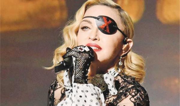 Singer Madonna Director Of Her Autobiography