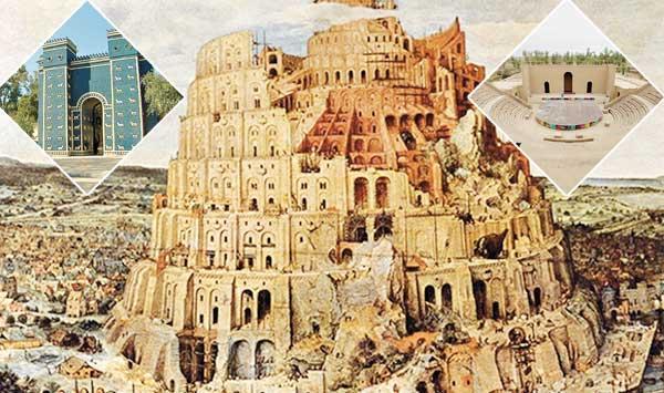 Babylon Through The Windows Of History