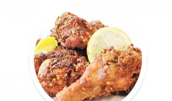 Chit Patta Chicken