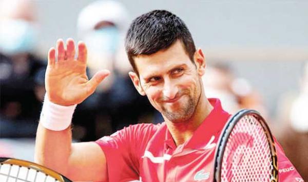 Djokovics New Record Wins 36th Masters Title