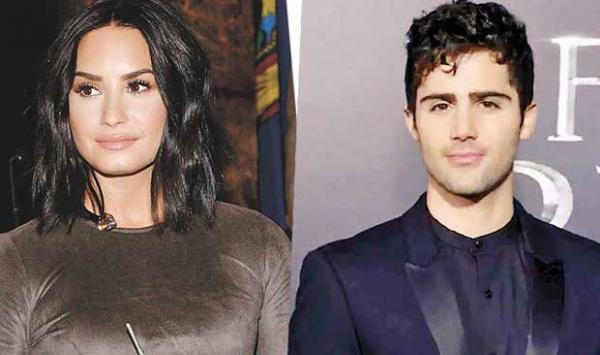 Why Did Demi Lovato And Max Arch Part Ways