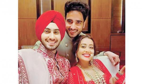 Wedding Of Indian Singer Neha Kakkar