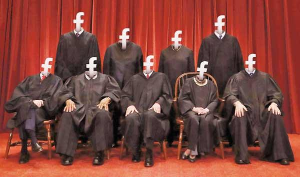 Facebook Supreme Court Started Work