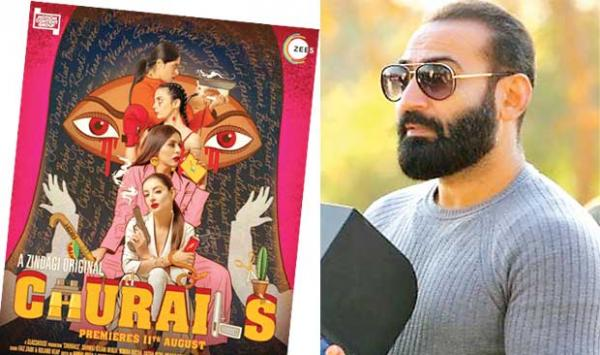 Criticism Of Nadeem Baig On The Web Series Sparrows