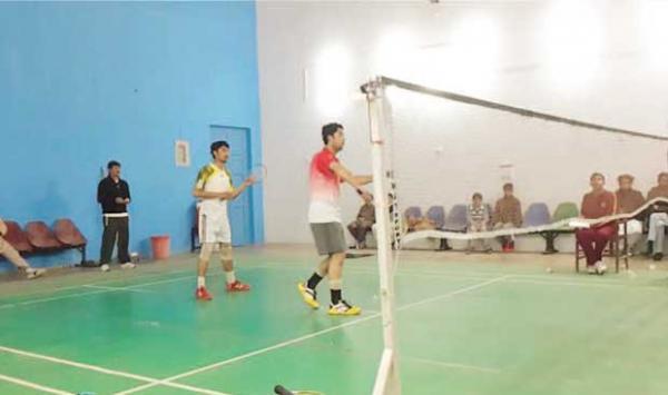 Peshawar Interclub Badminton Championship Ends