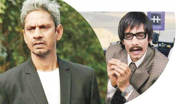 Vijay Raz Accused Of Sexual Harassment