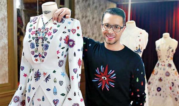 Lebanese Designer Rami Kadi Appointed Un Goodwill Ambassador