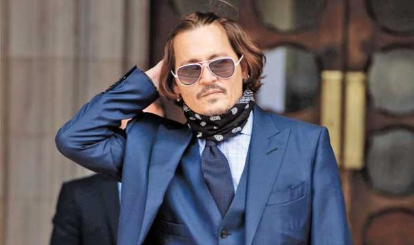 The Film Was Snatched From Johnny Depp