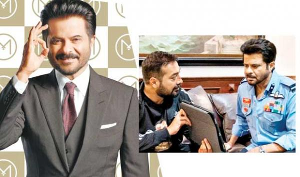 Indian Air Force Objects To Anil Kapoor S Film