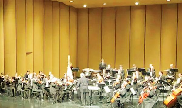 Music And Theater Training For The First Time In Saudi Arabia