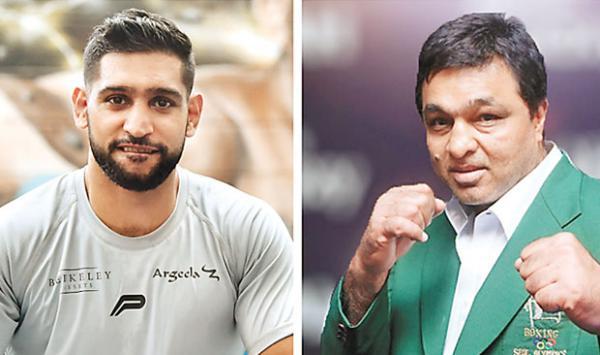 Hussain Shah Challenges Aamir Khan