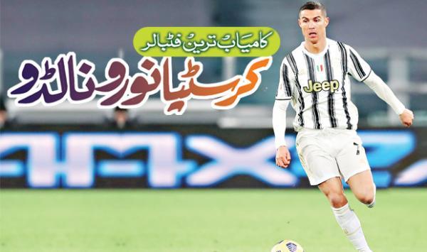 The Most Successful Footballer Cristiano Ronaldo