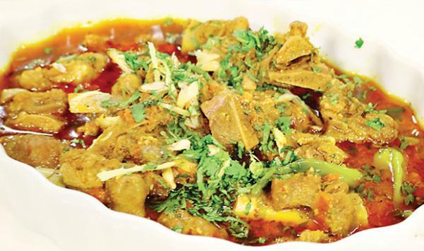 Kashmiri Mutton Spices