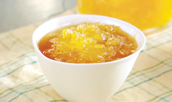 Pineapple Jelly Dessert