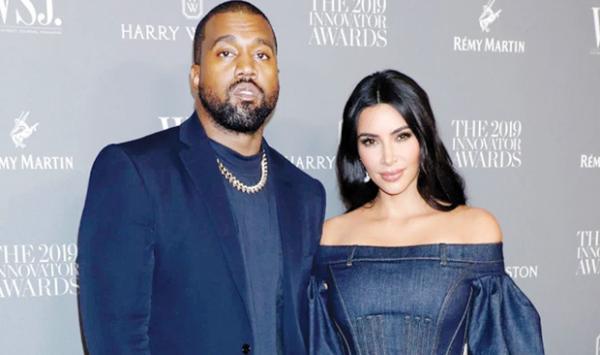 Separation In Kim Kardashian And Kanye West