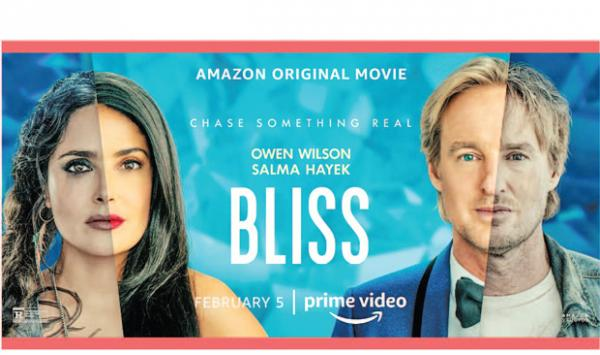 Salma Hayek And Owen Wilsons New Romance Film