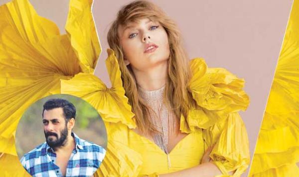 Taylor Swifts Choice Salman Khan