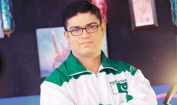 Another World Record Of Rashid Naseem