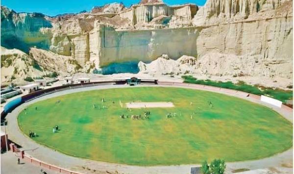 Talks About The Beauty Of Gwadar Stadium