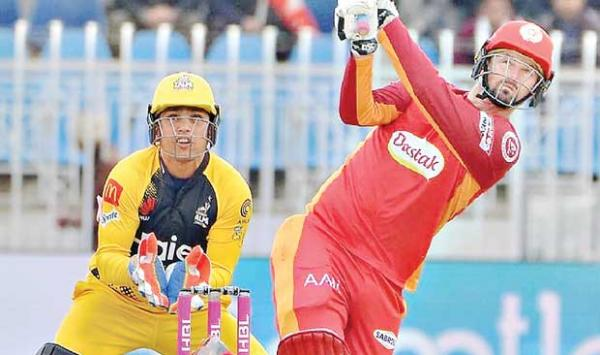 Colin Monroe Out Of Psl 6