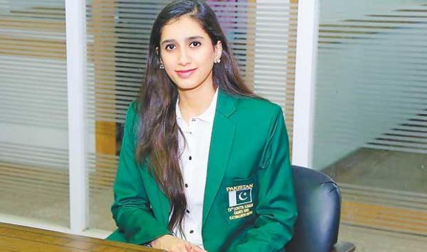 Machoor Shehzad Became The National Badminton Champion