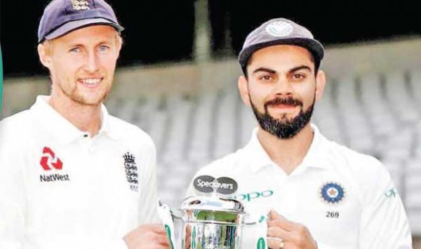 England Defeated India By 227 Runs In The First Test