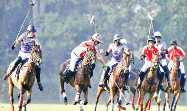 Ittehad Punjab Polo Cup Under The Auspices Of Lahore Polo Club