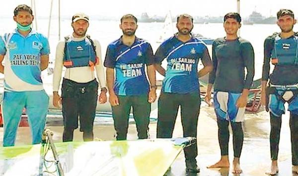 National Junior Under 25 Sailing Championship In The Name Of Pakistan Air Force