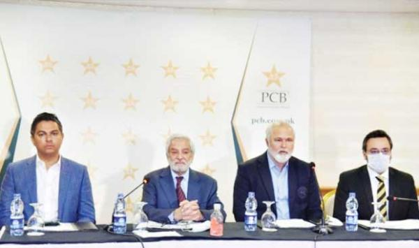 Pcb Approves First Board For Cricket Association