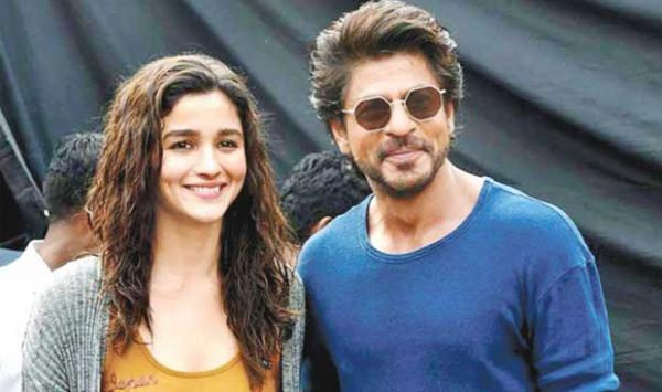 Alia Bhatts First Production With King Khan
