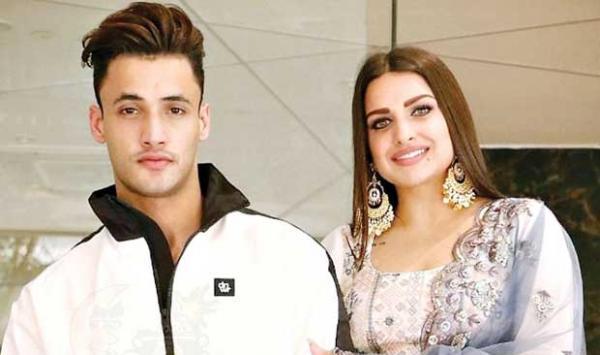 Hamanshi Kharana And Asim Riaz Part Ways