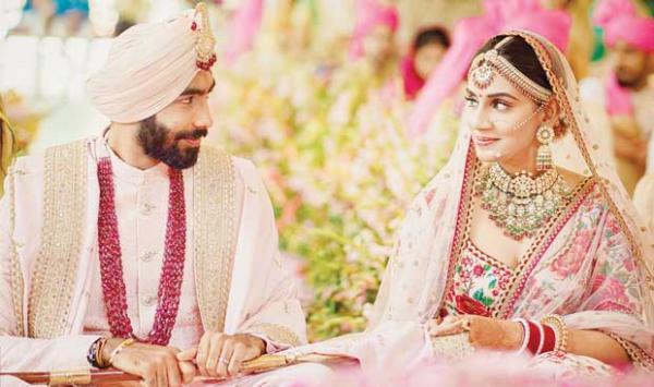 Jaspreet Bamra Marries Tv Anchor Sajna