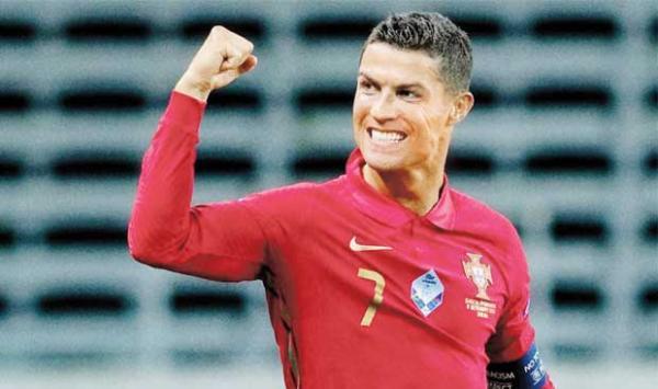 Ronaldo Broke Peles Record Of 767 Goals