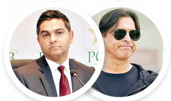 Wasim Khans Hands Are Tied Shoaib Akhtar