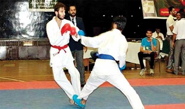 National Karate Championship Suspended
