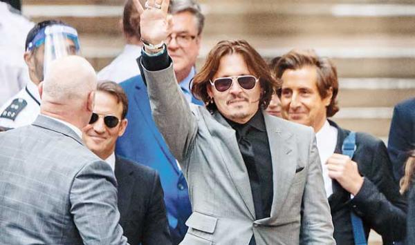 Johnny Depp Ready For Legal Battle Again