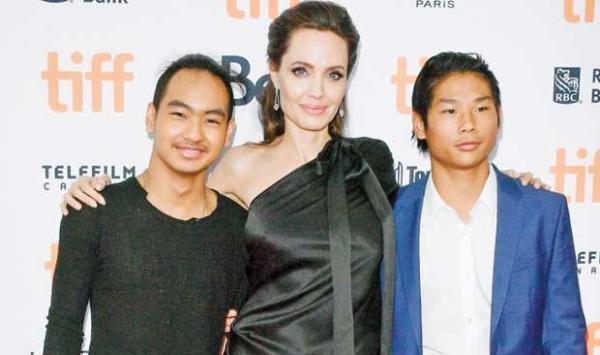 Angelina Jolies Son Testifies In Court Against Brad Pitt