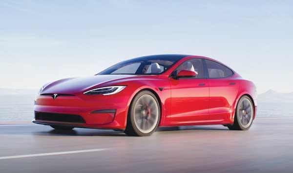 Buy Tesla Cars With Bitcoin