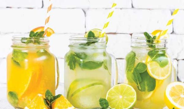 Refreshing Drinks For Ramadan