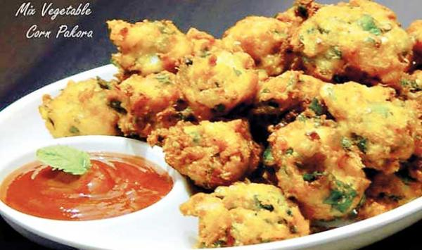 Mix Fritters