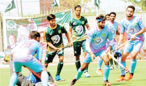 Fighting In Balochistan Hockey Cup