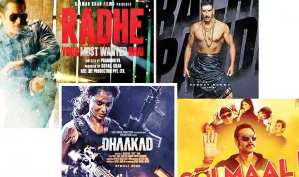 Coronas New Wave The Screening Of Films In Bollywood Has Come To A Standstill