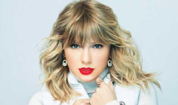 Taylor Swift Is The Highest Paid Showbiz Personality